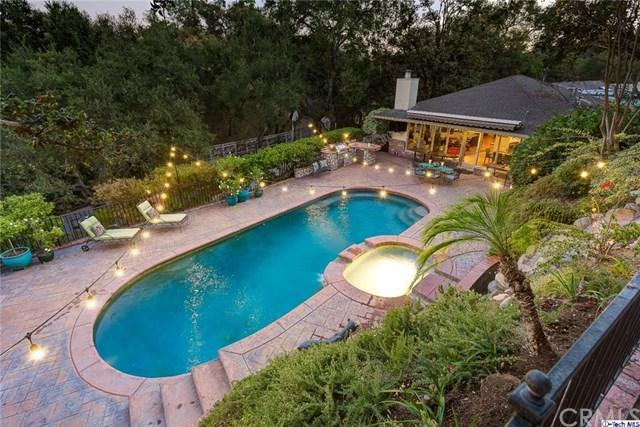 3737 Madison Road, La Canada Flintridge, CA 91011 (#318004589) :: The Parsons Team