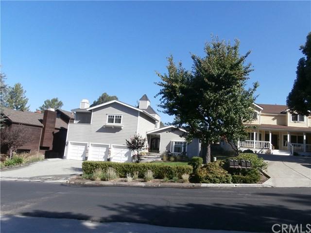 31961 Via Pavo Real, Coto De Caza, CA 92679 (#OC18270258) :: Berkshire Hathaway Home Services California Properties