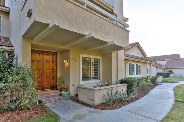 1720 Knollfield Way, Encinitas, CA 92024 (#180062530) :: Go Gabby
