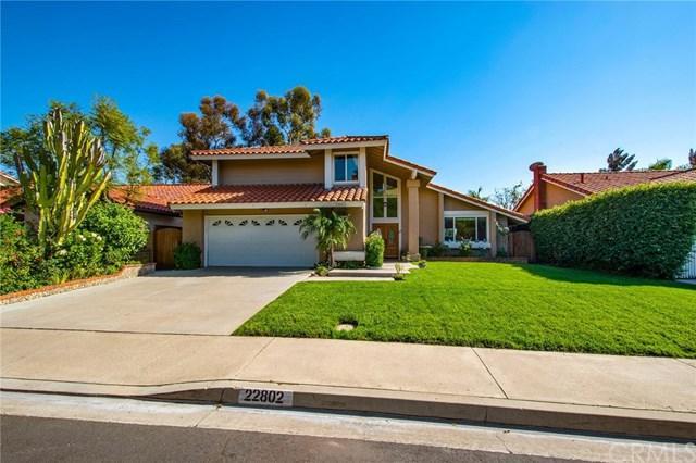 22802 Boltana, Mission Viejo, CA 92691 (#OC18270438) :: Berkshire Hathaway Home Services California Properties