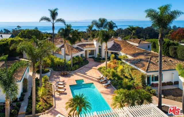 249 Las Entradas Drive, Montecito, CA 93108 (#18406246) :: RE/MAX Parkside Real Estate