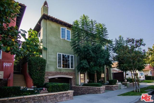 3823 Huron Avenue #5, Culver City, CA 90232 (#18406000) :: RE/MAX Masters