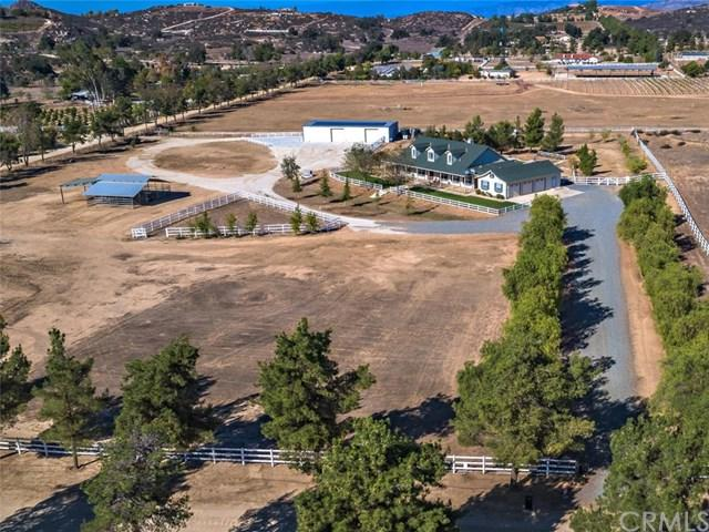 41010 Mark Trail, Sage, CA 92544 (#SW18270314) :: Fred Sed Group
