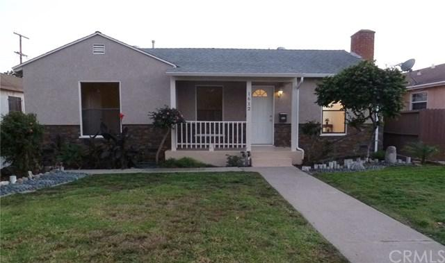 1612 W 154th Street, Gardena, CA 90247 (#SB18270873) :: Fred Sed Group