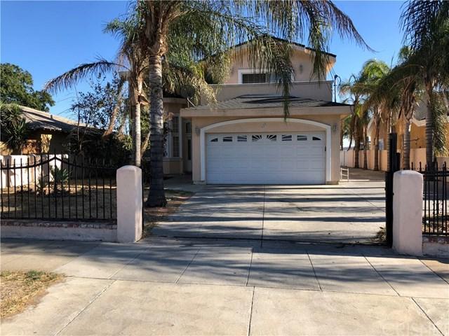 680 Griswold Avenue, San Fernando, CA 91340 (#SR18270069) :: Fred Sed Group