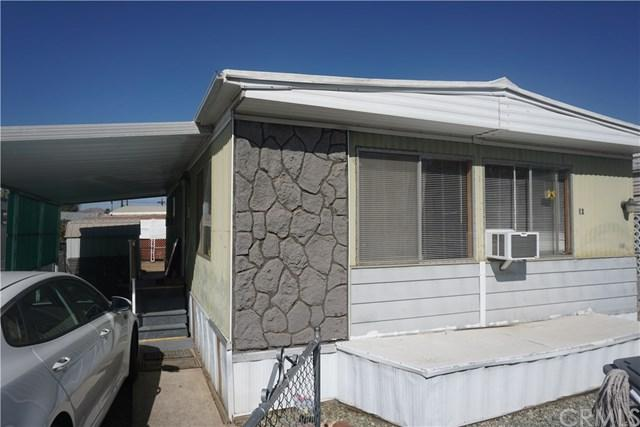 300 Ellis Street #11, Lake Elsinore, CA 92530 (#SW18270944) :: Go Gabby