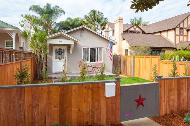 346 B Ave, Coronado, CA 92118 (#180062795) :: Go Gabby