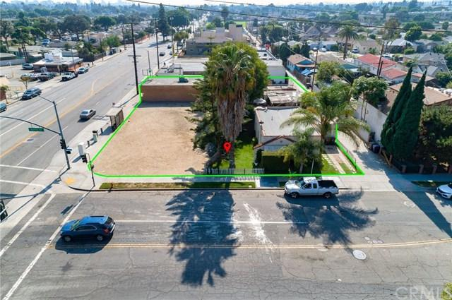 1718 W Spring Street, Long Beach, CA 90810 (#SB18271346) :: Fred Sed Group