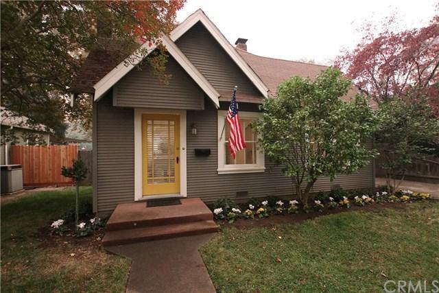 1235 Oleander Avenue, Chico, CA 95926 (#SN18271060) :: The Laffins Real Estate Team