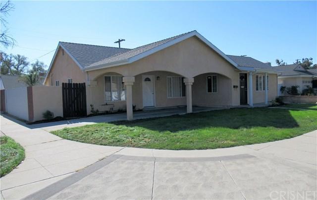 17400 Blythe Street, Northridge, CA 91325 (#SR18271112) :: RE/MAX Masters