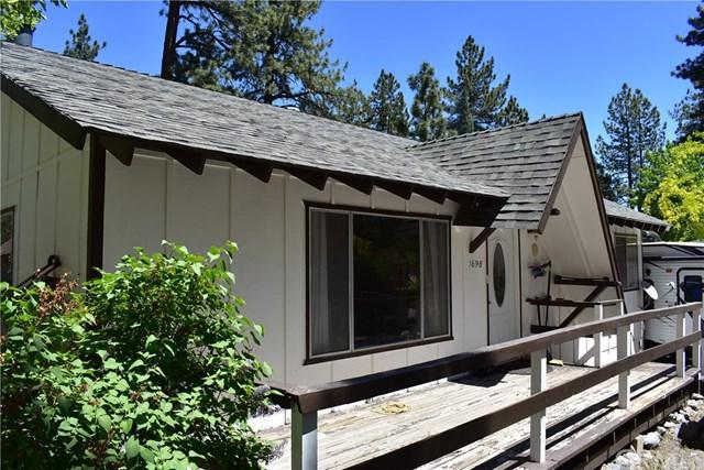1698 Twin Lakes Road, Wrightwood, CA 92397 (#IV18271497) :: Fred Sed Group