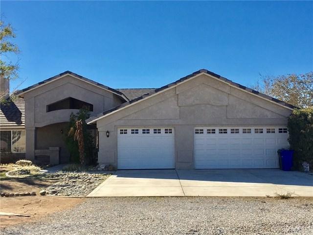 17358 Sycamore Lane, Apple Valley, CA 92307 (#TR18271601) :: RE/MAX Masters