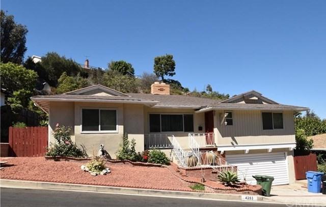 4253 Hillcrest Drive, Baldwin Hills, CA 90008 (#SB18271620) :: Fred Sed Group