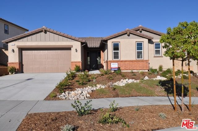 25157 Cherry Ridge Drive, Canyon Country, CA 91387 (#18406626) :: Fred Sed Group