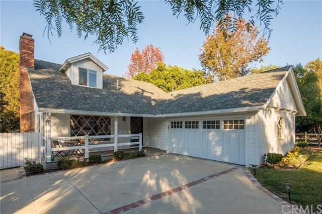 6 Buckskin Lane, Rolling Hills Estates, CA 90274 (#SB18271241) :: Naylor Properties
