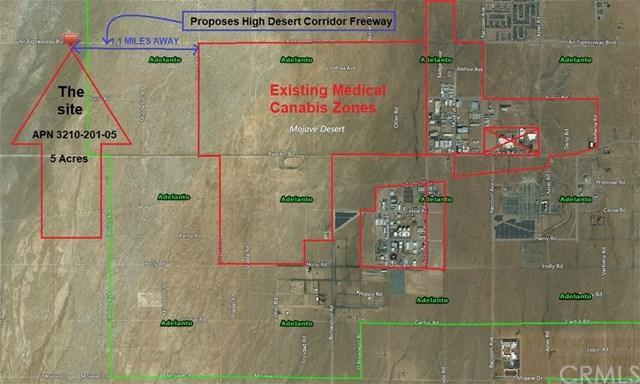 0 Air Expressway Way, El Mirage, CA 92301 (#CV18271656) :: Go Gabby
