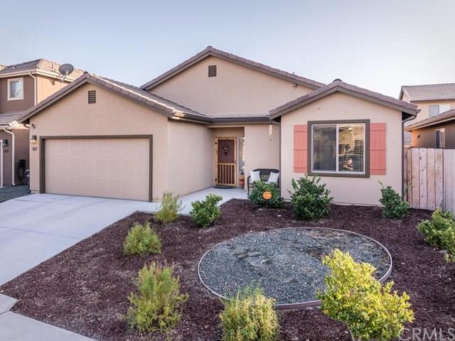817 Rio Mesa Circle, San Miguel, CA 93451 (#SC18270248) :: California Realty Experts