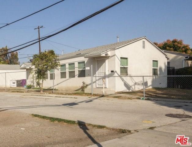 121 E Bort Street, Long Beach, CA 90805 (#18406120) :: Fred Sed Group