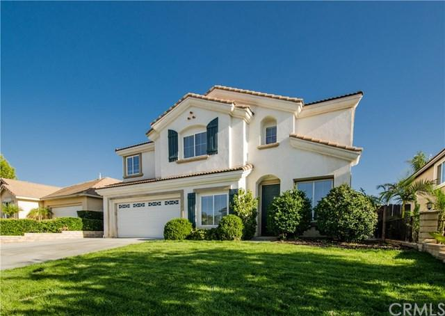 40773 Engelmann Oak Street, Murrieta, CA 92562 (#SW18271752) :: California Realty Experts