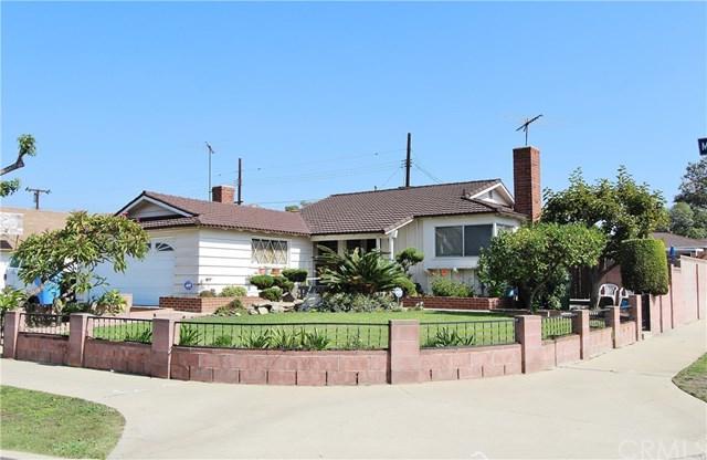 17122 Merit Avenue, Gardena, CA 90247 (#PW18267697) :: Fred Sed Group