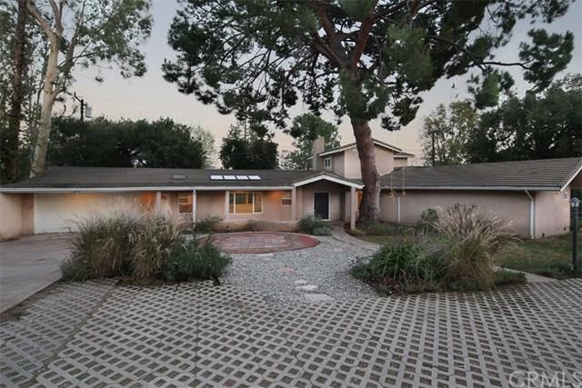 54 Rancho Road, Sierra Madre, CA 91024 (#AR18272013) :: The Parsons Team