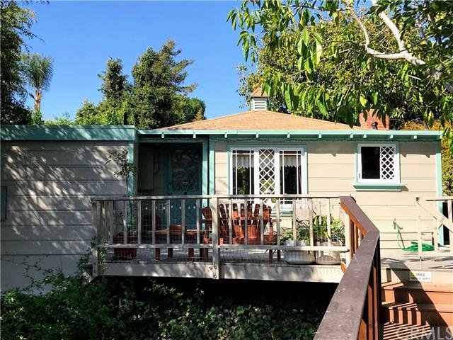 520 Oak Street, Laguna Beach, CA 92651 (#LG18271289) :: Berkshire Hathaway Home Services California Properties