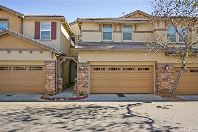 7161 East Avenue #43, Rancho Cucamonga, CA 91739 (#CV18272135) :: Go Gabby
