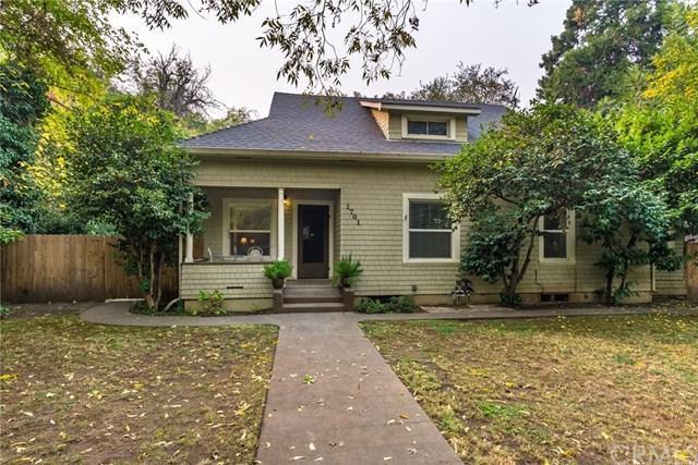 1701 Magnolia Avenue, Chico, CA 95926 (#SN18268911) :: The Laffins Real Estate Team