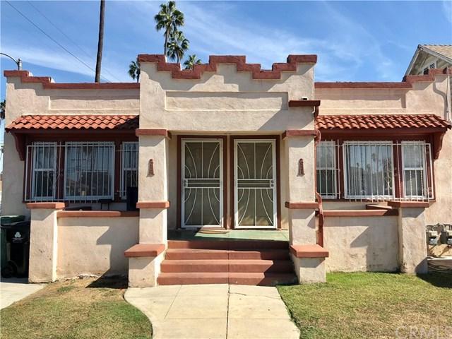 5700 S Wilton Place, Los Angeles (City), CA 90062 (#WS18271073) :: RE/MAX Masters