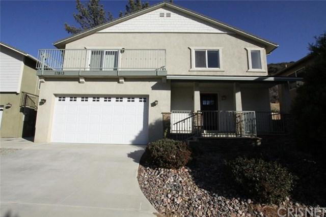 17813 Elizabeth Lake Road, Lake Hughes, CA 93532 (#SR18272574) :: Fred Sed Group