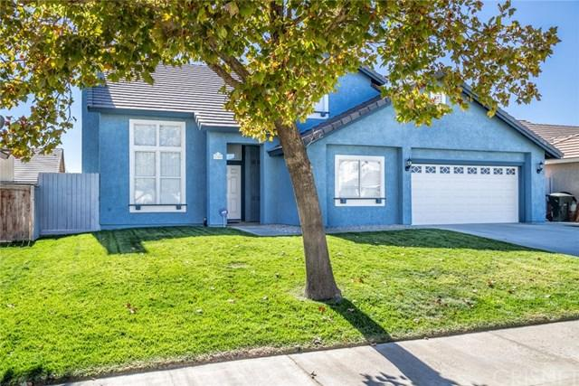 2708 Cold Creek Avenue, Rosamond, CA 93560 (#SR18272625) :: Pismo Beach Homes Team