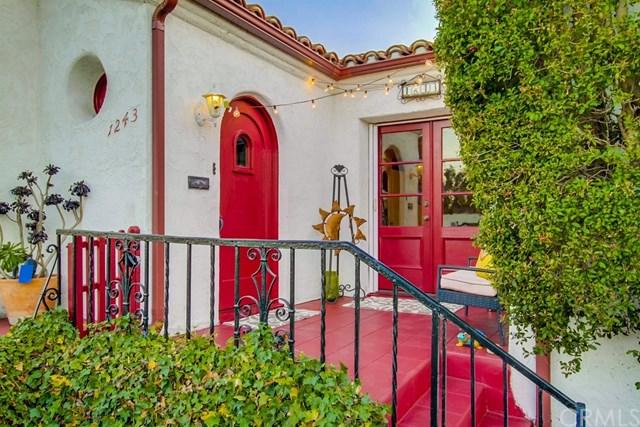 1243 W 13th Street + Guest House, San Pedro, CA 90731 (#SB18263676) :: Naylor Properties