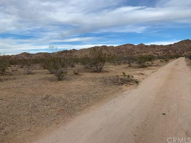 0 2.5 Acre Lot Road, Apple Valley, CA 92307 (#IV18272812) :: Realty ONE Group Empire