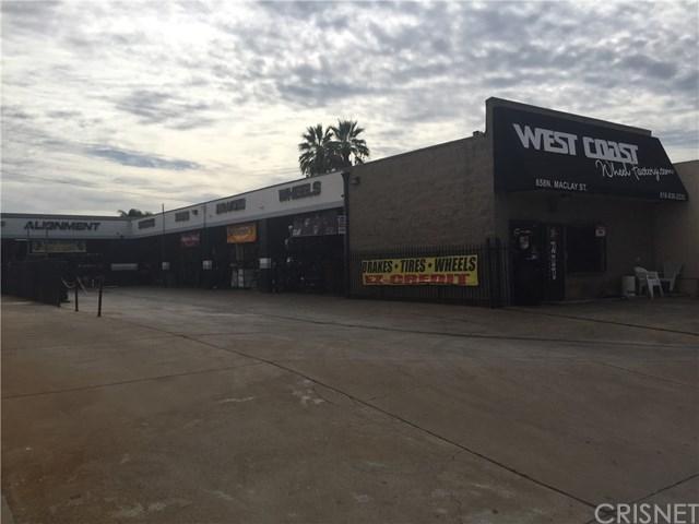 658 N Maclay Avenue, San Fernando, CA 91340 (#SR18272900) :: Fred Sed Group