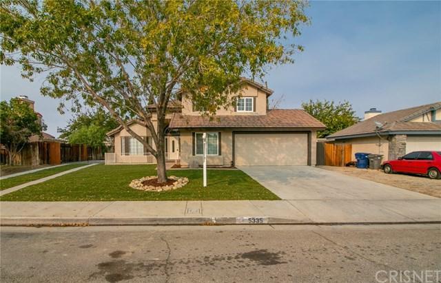 5335 Carlo Court, Palmdale, CA 93552 (#SR18272955) :: Go Gabby