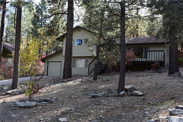 671 Lark Drive, Wrightwood, CA 92397 (#IV18272400) :: Fred Sed Group