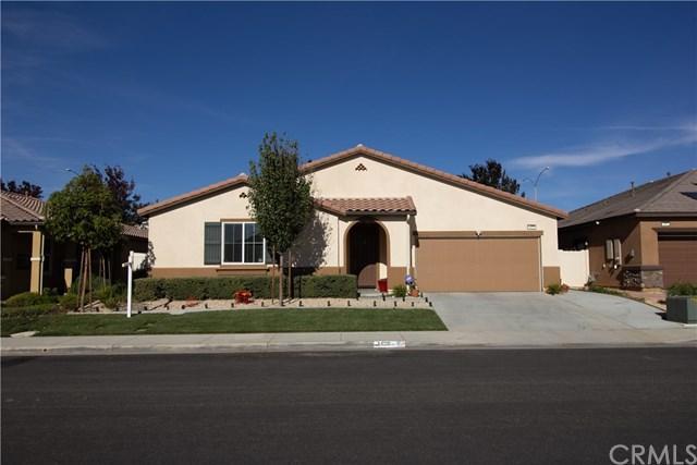 4128 Begonia Way, Beaumont, CA 92223 (#EV18273001) :: RE/MAX Empire Properties