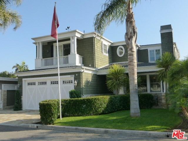 548 21ST Street, Hermosa Beach, CA 90254 (#18407334) :: Fred Sed Group