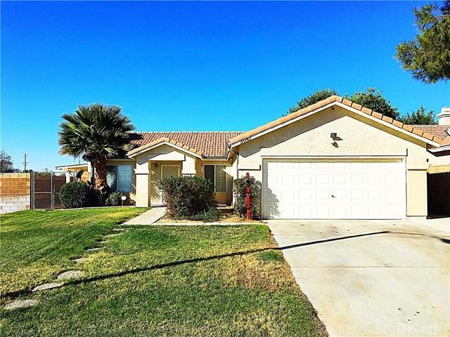 3061 Woodley Court, Rosamond, CA 93560 (#SR18273204) :: RE/MAX Parkside Real Estate