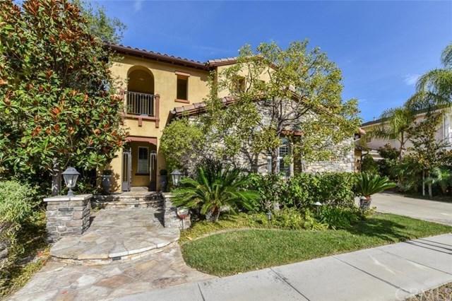 35 Antique Rose, Irvine, CA 92620 (#OC18271991) :: Berkshire Hathaway Home Services California Properties