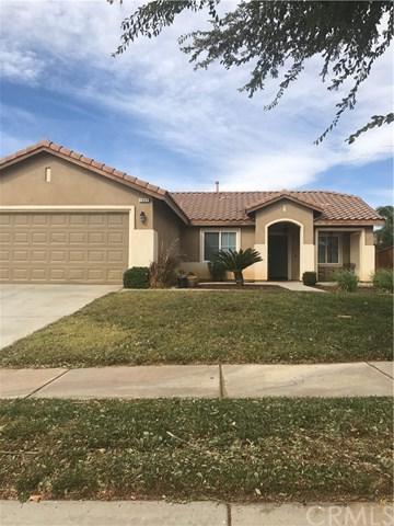 1349 Sunburst Drive, Beaumont, CA 92223 (#EV18273529) :: RE/MAX Empire Properties