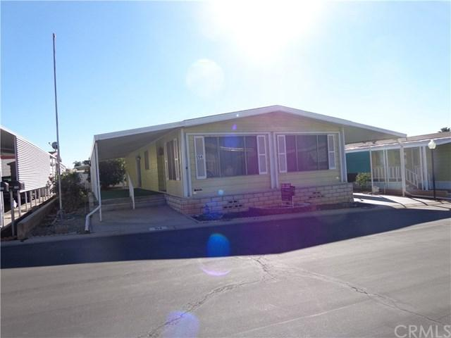 35218 Fir Avenue #154, Yucaipa, CA 92399 (#EV18273647) :: RE/MAX Empire Properties