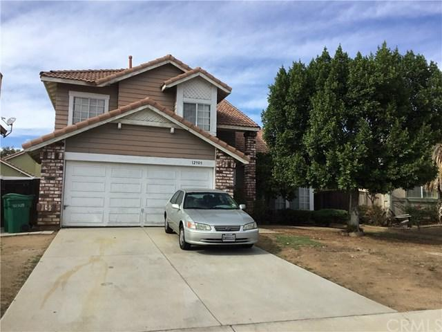 12909 Fontainebleau Drive, Moreno Valley, CA 92555 (#CV18264490) :: Realty ONE Group Empire