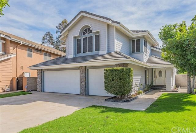 14584 Terrace Hill Lane, Chino Hills, CA 91709 (#CV18261305) :: RE/MAX Masters