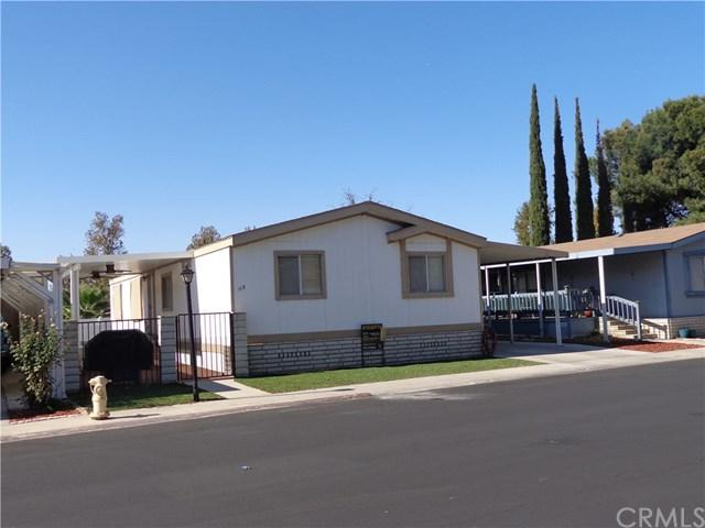 1721 E Colton Avenue #113, Redlands, CA 92374 (#EV18273870) :: Realty ONE Group Empire