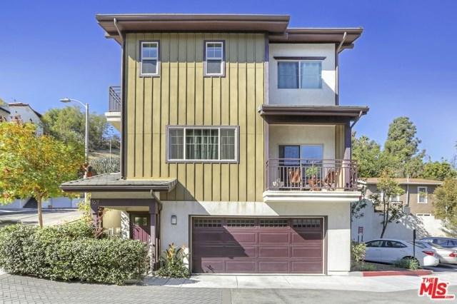 1611 Delta Street #1, Los Angeles (City), CA 90026 (#18407712) :: Go Gabby