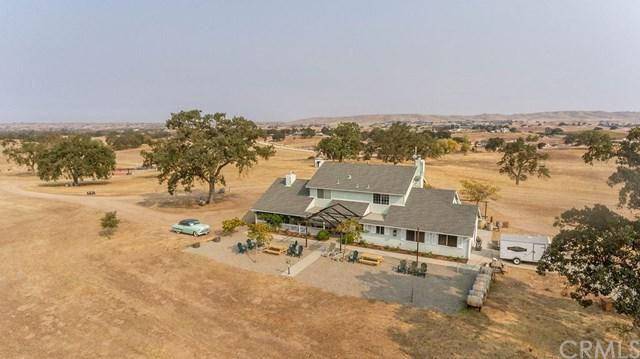5225 E Highway 41, Paso Robles, CA 93446 (#NS18269671) :: Fred Sed Group
