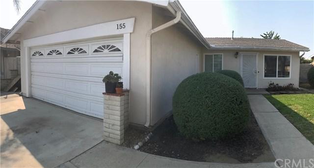155 Heritage Street, Oceanside, CA 92058 (#SW18273908) :: RE/MAX Masters