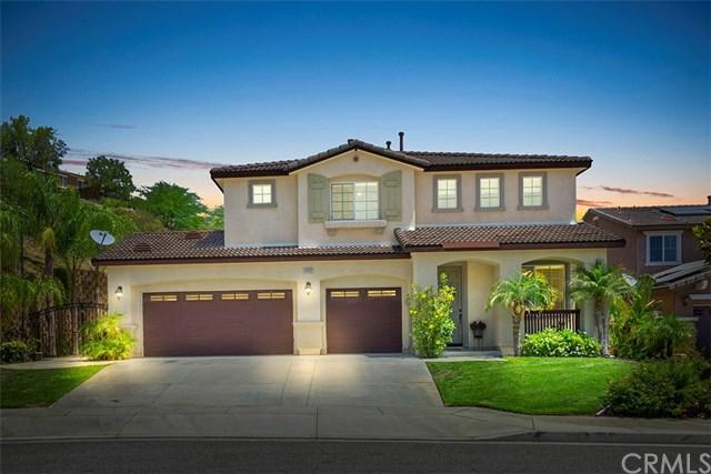 29392 Cascade Court, Lake Elsinore, CA 92530 (#SW18273979) :: Realty ONE Group Empire