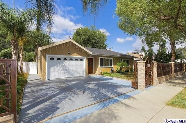 7851 Texhoma Avenue, Northridge, CA 91325 (#318004661) :: Fred Sed Group